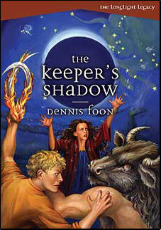 Cover of The Keeper's Shadow.