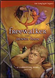Cover of Freewalker.