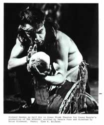 Photo from the play Windigo.
